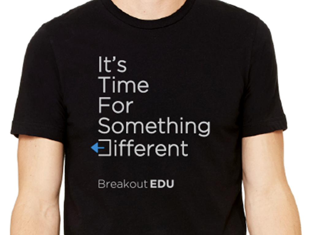 It's Time For Something Different T-Shirt (Mens)