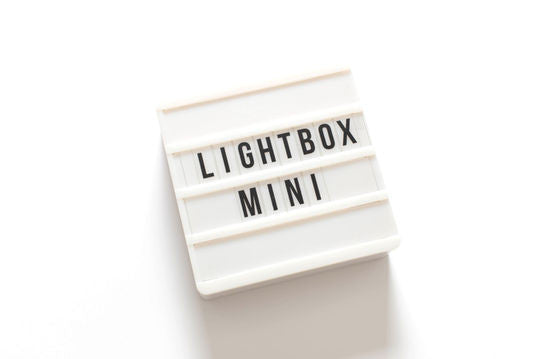 Lightbox Mini