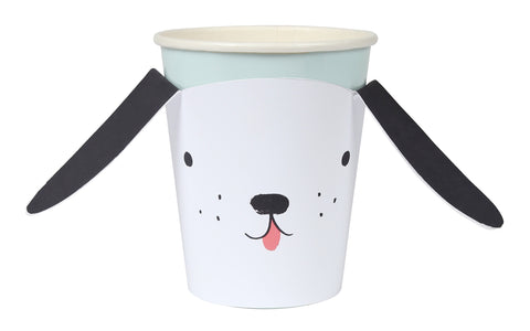 Dog Wrap Cups