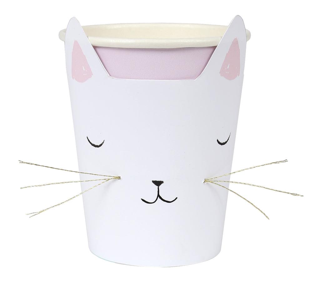 Cat Wrap Cups