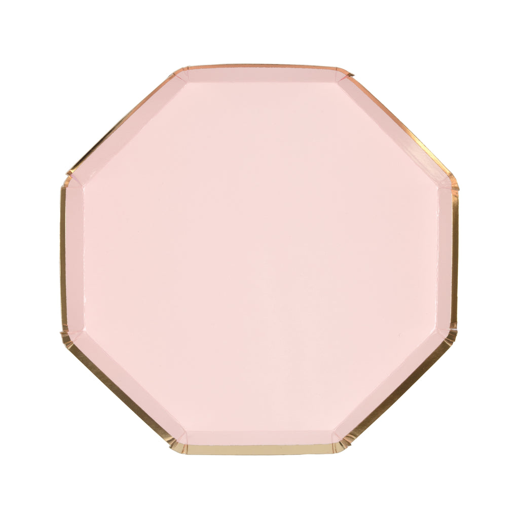 Dusty Pink Side Plates