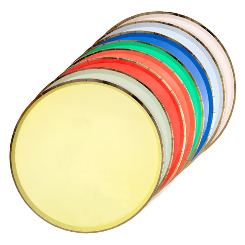 Party Palette Dinner Plates