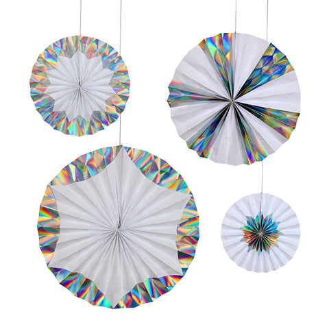 Happy New Year Giant Pinwheels