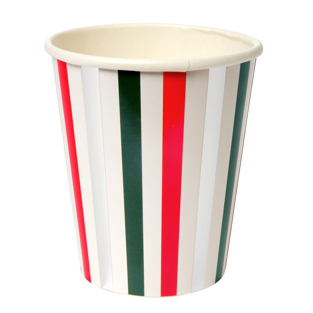 Jingle Those Bells Party Cups