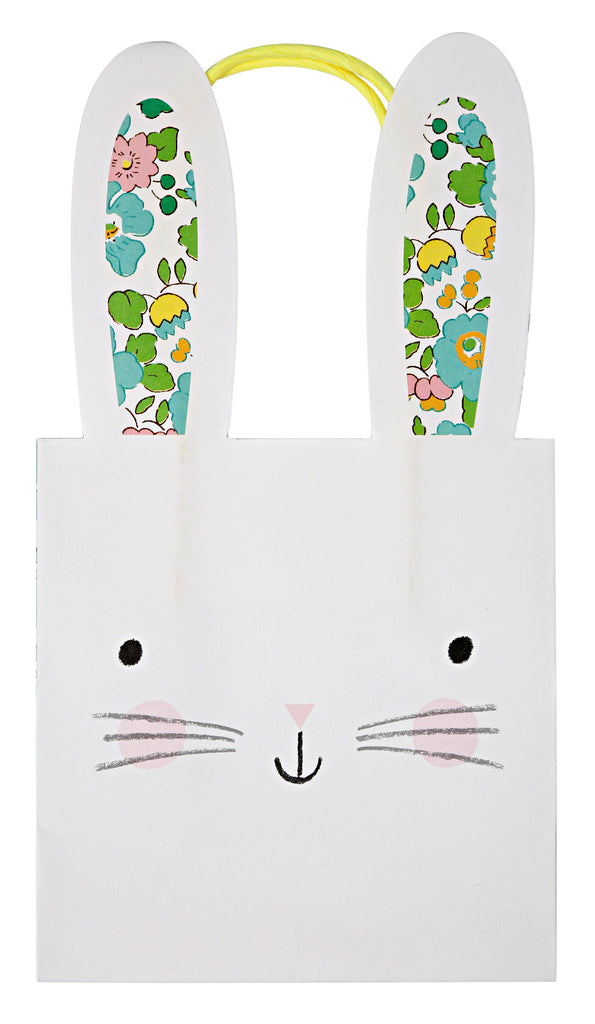 Liberty Green Bunny Party Bags