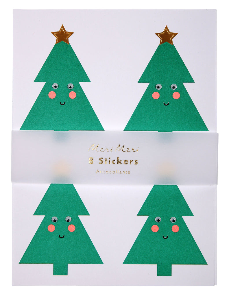 Christmas Tree Sticker sheets