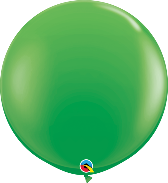 Spring Green Latex balloon 36""