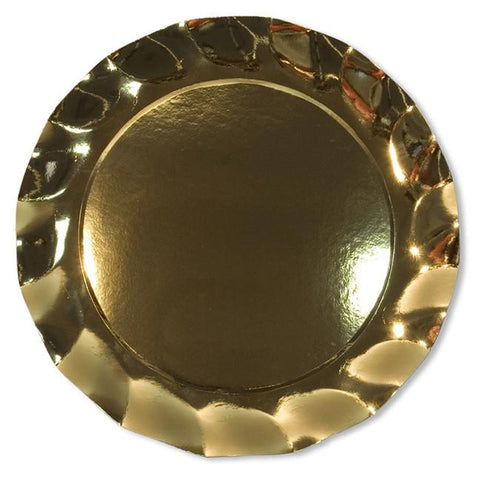 Brilliant Gold Charger Plates