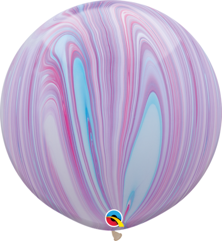 Fashion Marble Latex balloon 36""