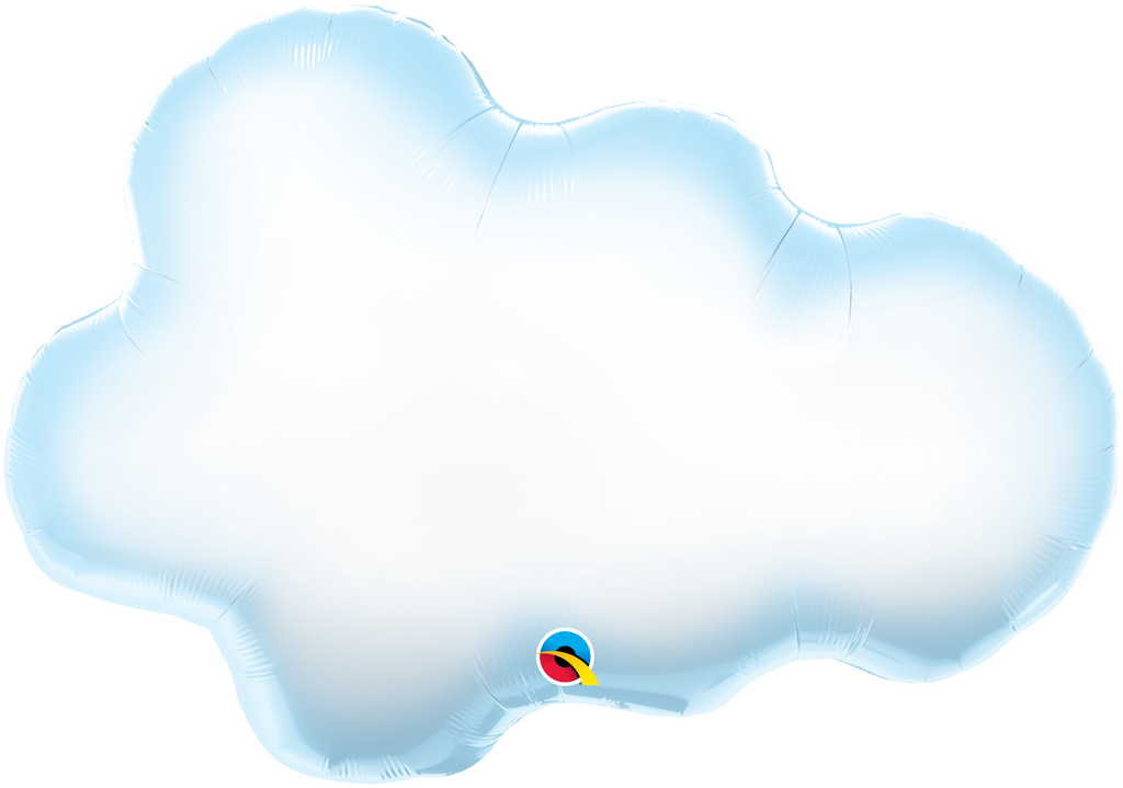 Puffy Cloud Balloon