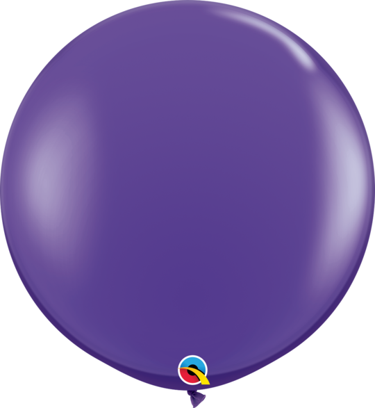 Purple Violet Latex balloon 36""
