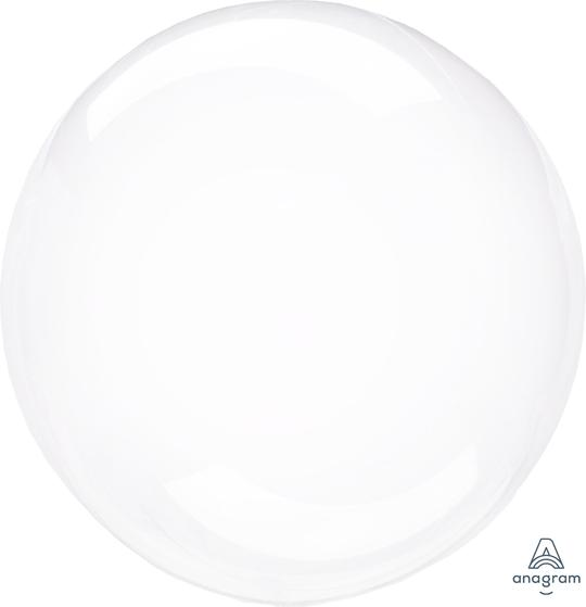 Crystal Clearz Balloon Clear 24""