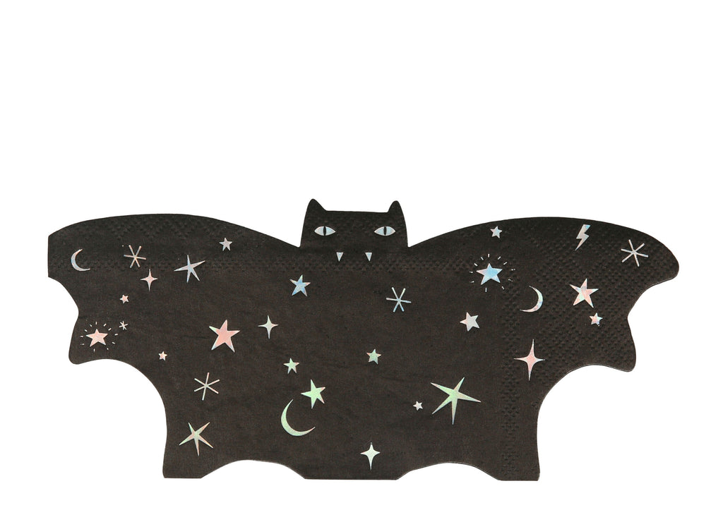 Sparkle Bat Napkins