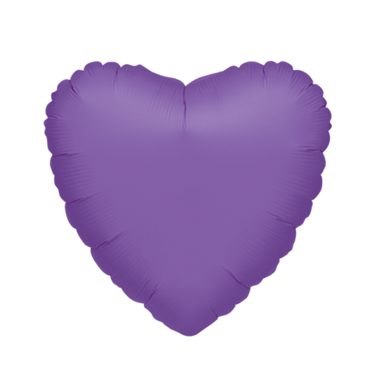 Purple Heart Balloon 18""
