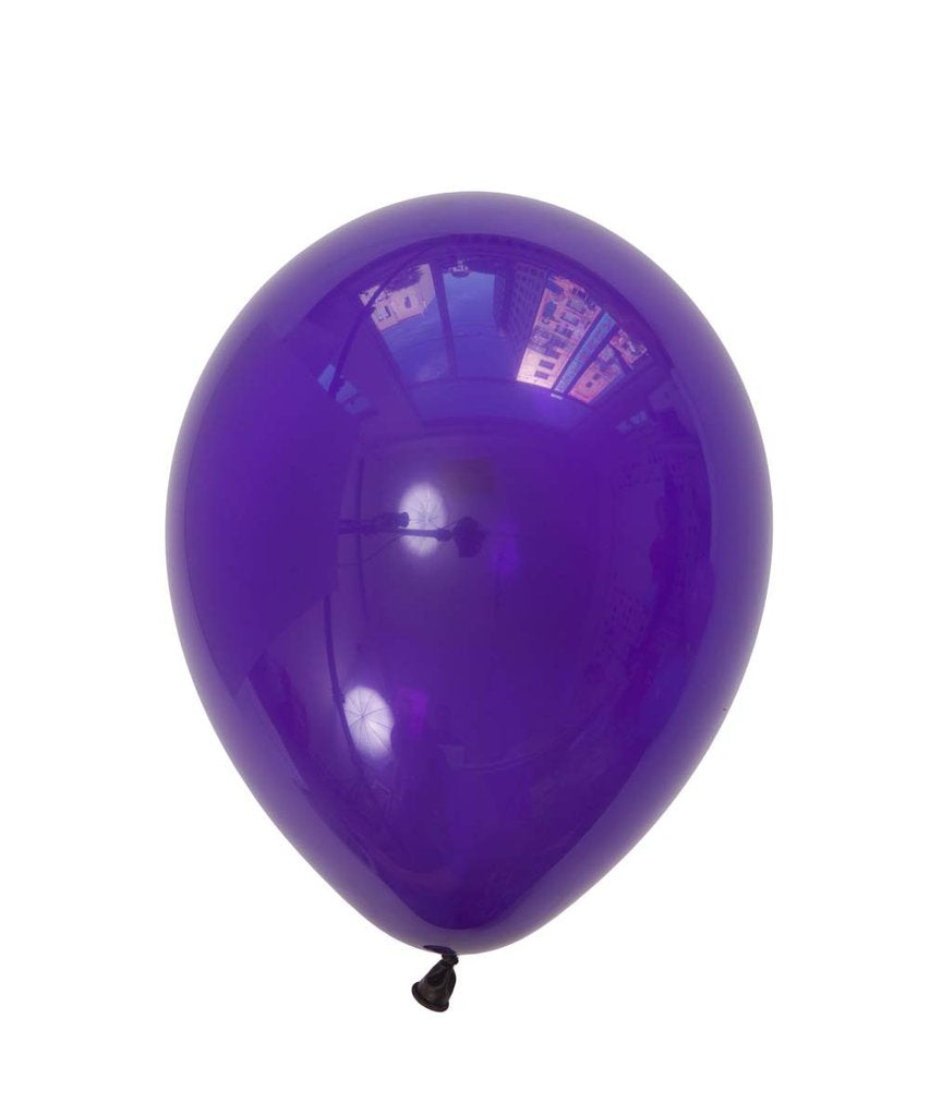 "Quartz Purple Latex balloons 11"" (10 pack)"