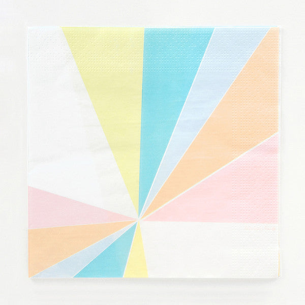 My Little Day Pastels Large Napkins