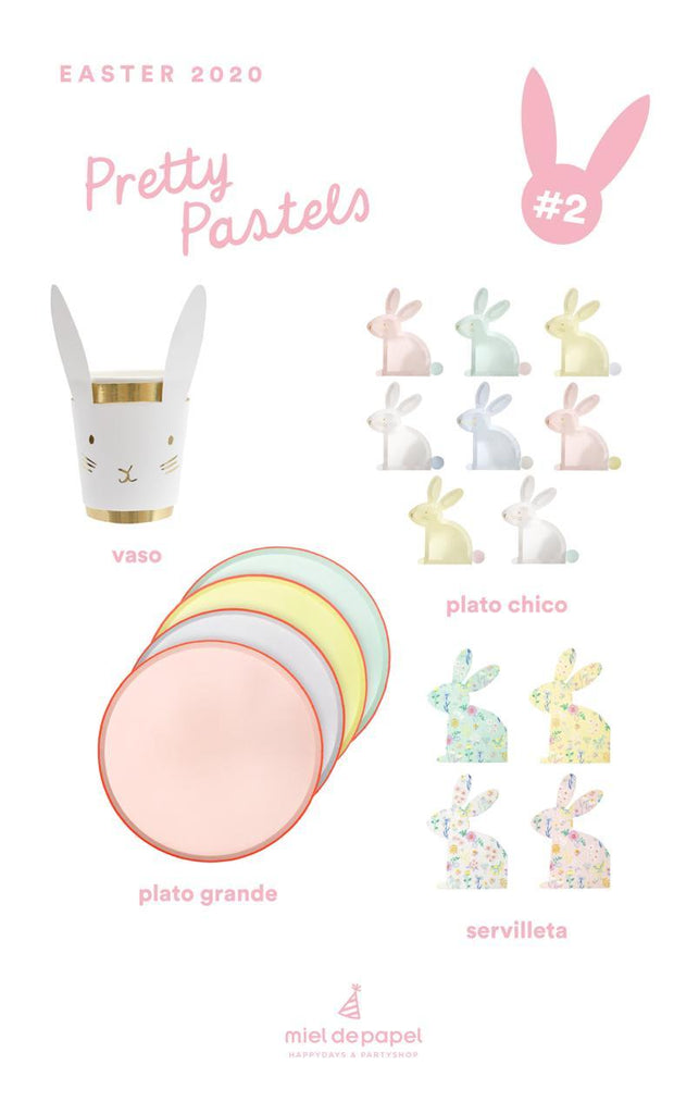 Easter Kit - Pretty Pastels
