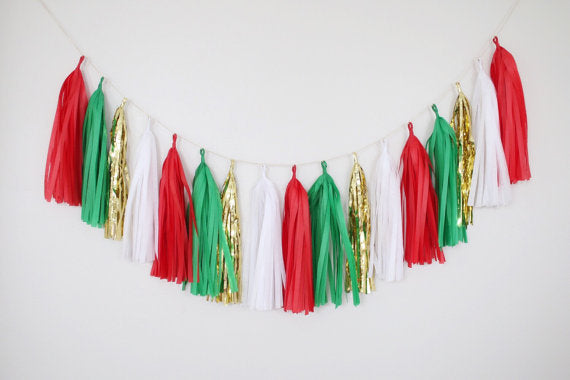 Mexican Party Tassels