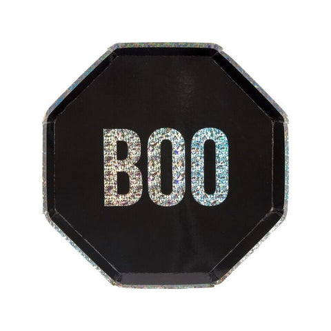 Spooky Boo Side Plates