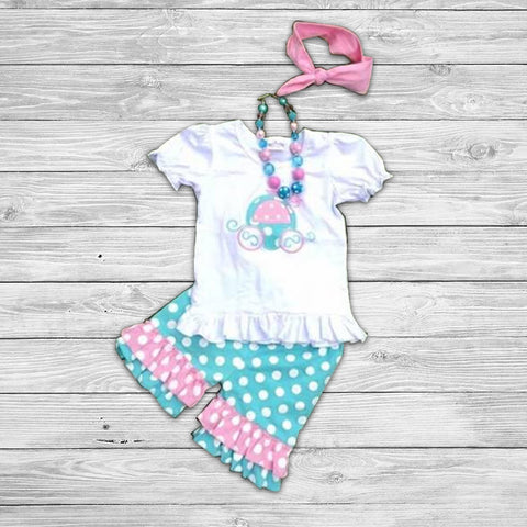 Princess Short Set with Accessories