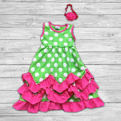 Aliana Dress with Bow