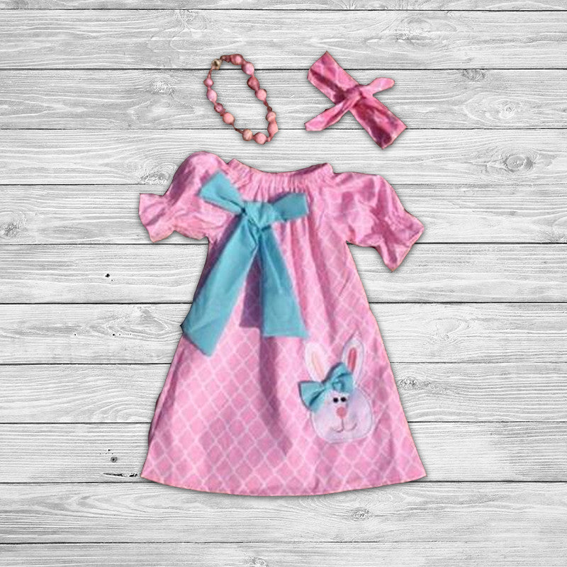 Sweet Bunny Dress with Accessories