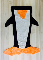 Penguin CozyPocket Fleece Slumber Blanket