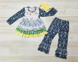 Lacey Laura Set with Headband