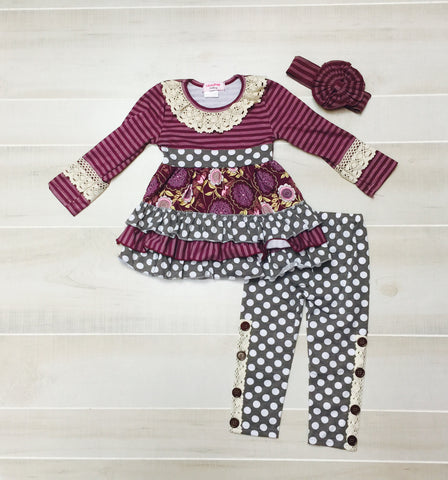 Piper two piece set