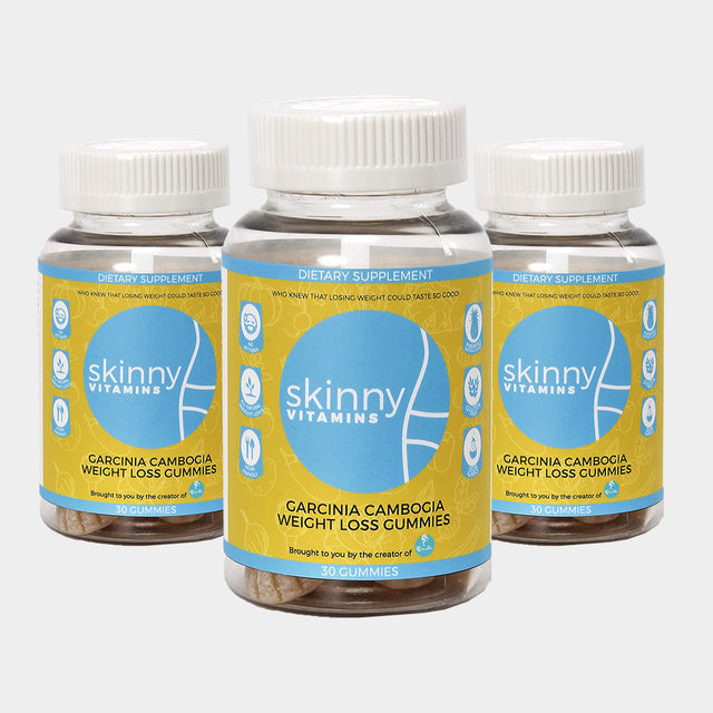 Skinny Vitamins 90 Days Supply