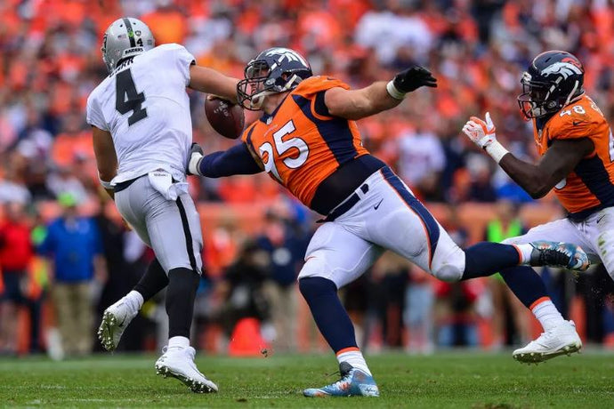 SB Nation: Derek Wolfe: No more pointing fingers