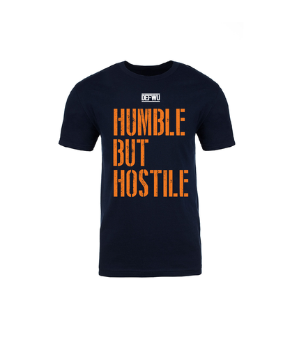 DEFWU HUMBLE BUT HOSTILE TEE