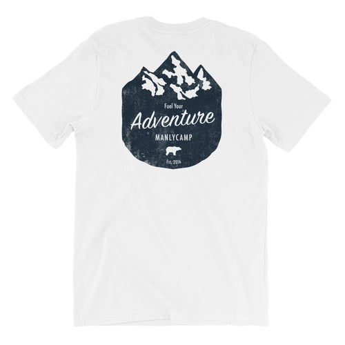 Fuel Your Adventure Tee (Light Colors)