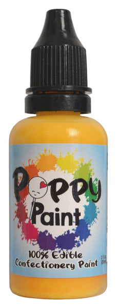 Poppy Paint Edible Color Paint
