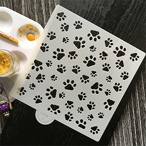 Pet Stencils Collection