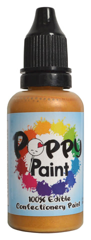 Poppy Paint 1 oz. Pearlescents/Metallics