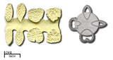 Miniature Leaf Veiners & Cutters (4) Set