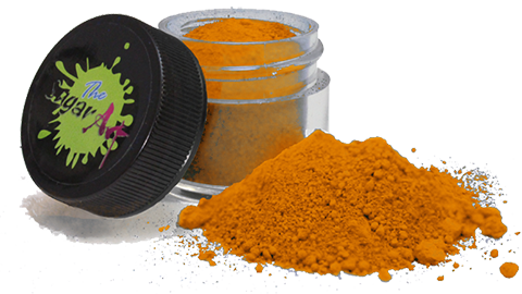 Elite Color™ powder colors - CORALS/ORANGES