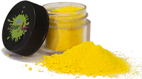 Elite Color™ powder colors - YELLOWS/GOLDS