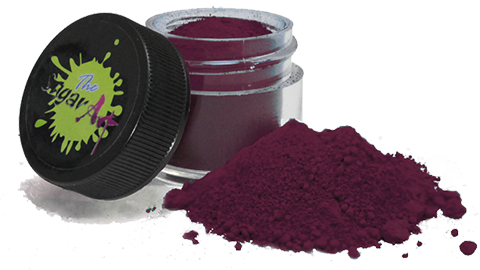 Elite Color™ powder colors - REDS/BURGUNDIES