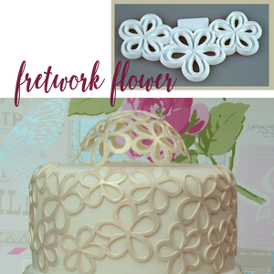 Fretwork Flower