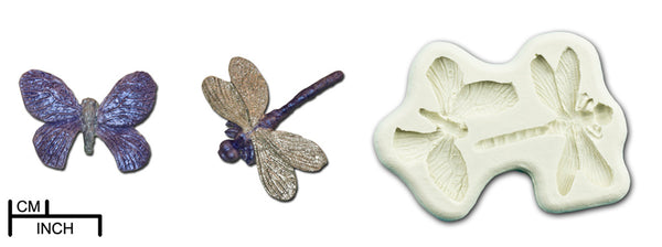 Butterflies & Bugs Collection - 3 Products