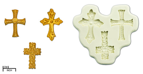 Crosses, Ornate