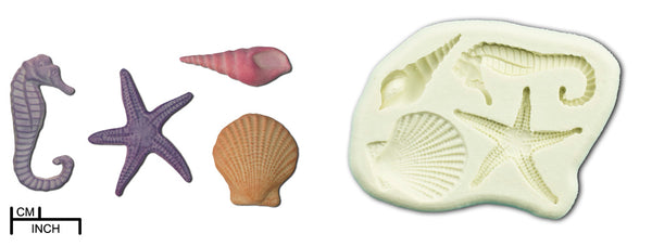 Shells, Beach & Sailing Collection - 12 Products