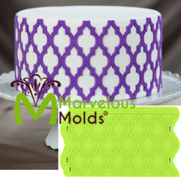 Silicone Onlay® by Marvelous Molds™