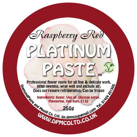 Platinum Paste™ Raspberry Red