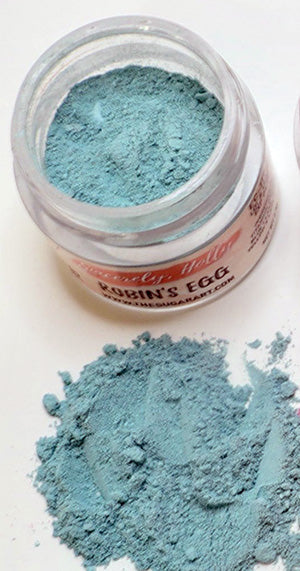Elite Color™ edible powder colors - BLUES