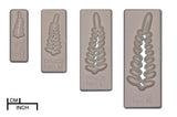 Fern Fronds - Cutters, Veiners, Sets $11.49-23.49