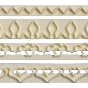 Frill Cutter Sets - FMM Sugarcraft