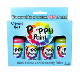 Poppy Paint Set: Vibrants